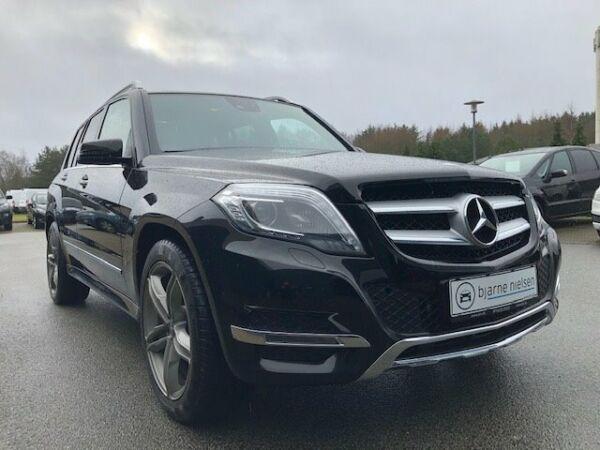 Mercedes GLK350 3,0 CDi aut. 4-M BE - billede 3