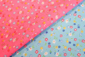 SMALL-FLOWERS-DESIGN-2-PRINTED-POLY-COTTON-FABRIC-WIDTH-114-CM