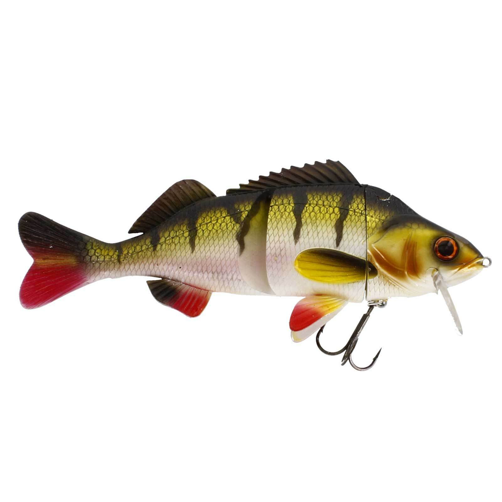 Wobbler Westin Percy the Perch 20cm 100g Low Floating Bling Perch Kunstköder  | Realistisch
