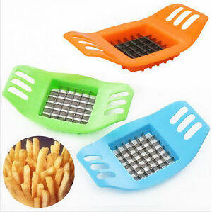 French-Fry-Potato-Chip-Cut-Cutter-Vegetable-Fruit-Slicer-Chopper-Easy-Kitchen-A