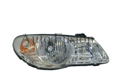 Side Headlight For Hyundai Elantra HD 2006-2011 Right Driver