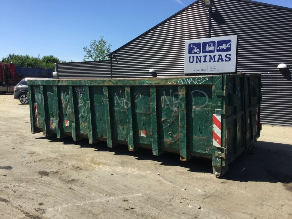 Andet, Container Wire