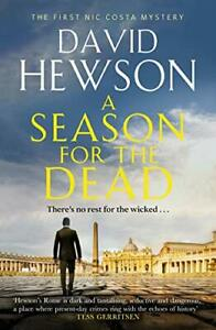 Un-Stagione-Per-The-Dead-Nic-Costa-Thriller-Da-Hewson-David-Nuovo-Libro