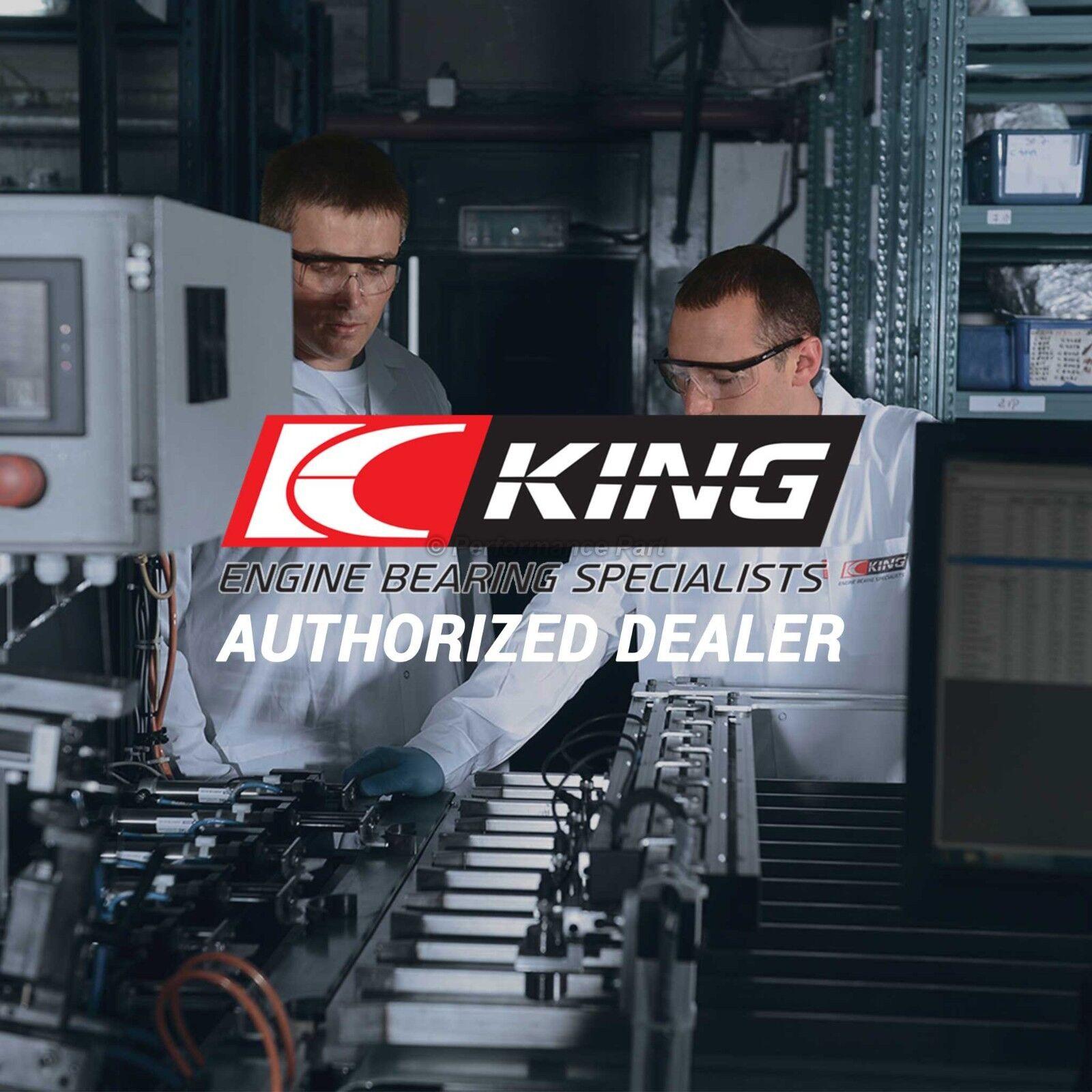 KING MAIN BEARINGS for 99-09 Subaru Impreza WRX Forester EJ205 EJ251 EJ252  EJ253