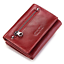 Women-Genuine-Leather-Cowhide-Trifold-Wallet-Credit-Card-Holder-Coin-Purse-New miniature 16
