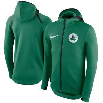 $150 Nike Boston Celtics Therma Flex Showtime Hooide Men's M Green 940114 312 887232057442   eBay