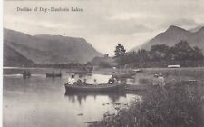 LLANBERIS LAKES - DECLINE OF DAY, BOATING BY SYMONS