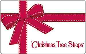 Christmas tree shops gift card 25 50 100 email delivery ebay image is loading christmas tree shops gift card 25 50 100 negle Choice Image