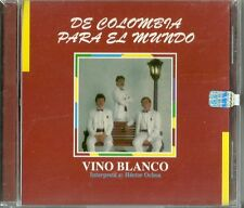 De Colombia Para El Mundo Latin Music CD