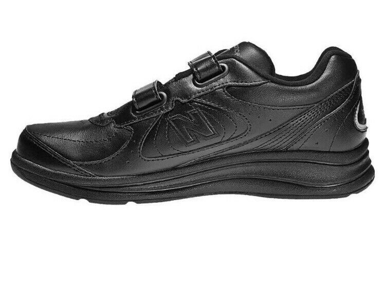 NEW BALANCE WW577VK Black Leather Walking shoes shoes shoes Women's Sz. 10.5 2E Made in USA b3df1f