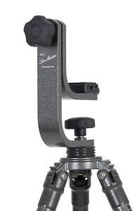 Lensmaster RH2s Argento vena completo con motore brushless testa per treppiede