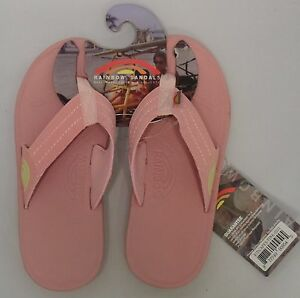 06b8c2a20ec2 RAINBOW SANDALS Kid Capes Molded Rubber Sandals - PINK - Girl s Size ...