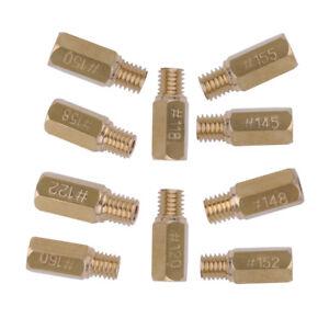 10pcs-Main-Jet-Sets-For-Keihin-OKO-KOSO-PE-PWK-Fuel-Carburetor-10-Sizes-118-160
