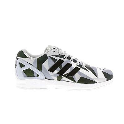 outlet store dc9f7 8f166 Adidas Originals ZX FLux Xeno Reflective Trainers UK 7 Eur 40.5 BNIB | eBay