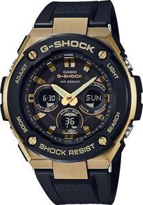 100-Original-CASIO-G-Shock-Watch-GST-S300G-1A9