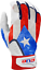 9N3-Country-Flags-Batting-Gloves-Goat-Leather thumbnail 14