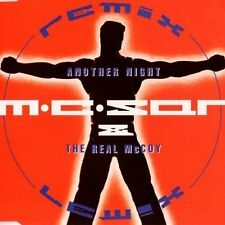 M.C. Sar & The Real McCoy Another night (Remix, 4 versions, 1993) [Maxi-CD]
