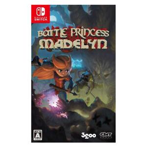 Battle-Princess-Madelyn-Nintendo-Switch-2018-Japanese-English-Chinese-Sealed