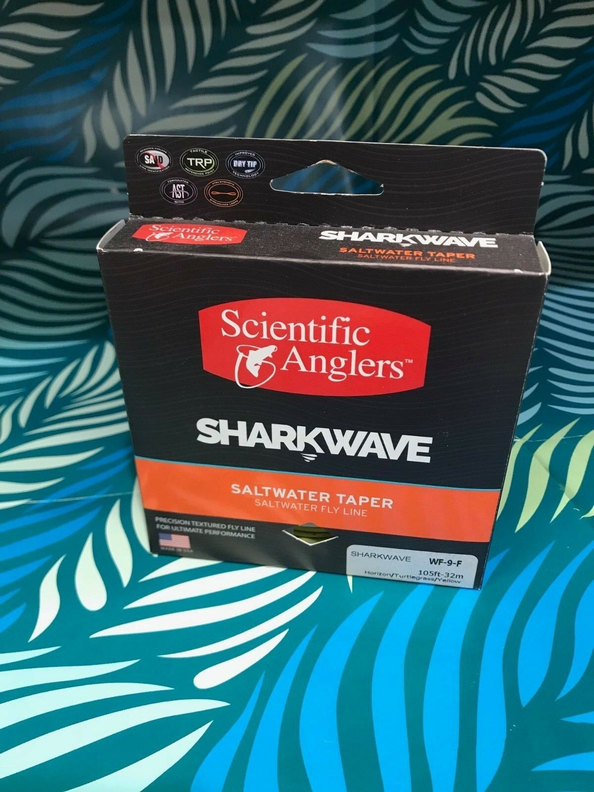 Scientific Angler - Sharkwave  - Saltwater Taper Fly Line - WF-9-F  wholesale cheap