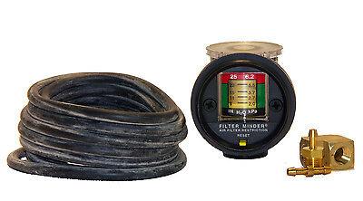F19 Air Filter Resistance Indicator Wix 24804