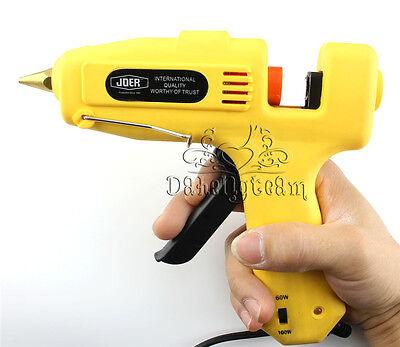 100W/150W High Power Fast Heat Temperature Ajustable Hot Melt glue gun stand