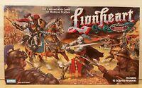 Lionheart Board Game War Strategy Medieval Battle Complete Parker Brothers