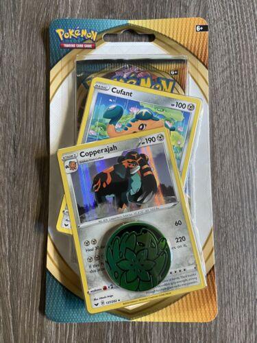 Pokemon Darkness Ablaze Copperajah Blister Pack!