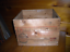 thumbnail 4 - Vintage Wooden Drambuie Liqueur Shipping Box / Scotland