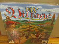 My Village Sealed Stronghold Games
