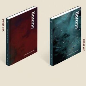 K-POP-DAY6-3rd-Album-The-Book-of-Us-Entropy-Random-Ver-CD-Book-P-Card-B-Mark
