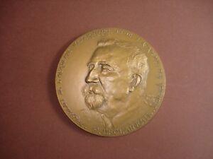 Medaille-ACADEMIE-VETERINAIRE-de-France-Cinquantenaire-1978-Leclainche