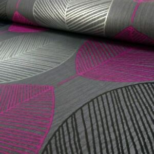 New Arthouse Opera Retro Leaf Pattern Leaves Motif Designer