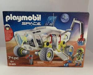 PLAYMOBIL-Space-Mars-Research-Vehicle-amp-Goodman-9489-NEW