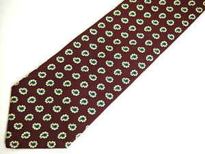 2418c5036872 Image is loading Brooks-Brothers-Makers-Mens-Necktie-Tie-Burgundy-Red-