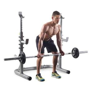 weight lifting rack home workout equipment strength