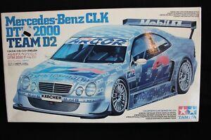 Tamiya-Mercedes-Benz-CLK-DTM-2000-1-24-Team-D2-JS