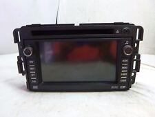 07 08 09 Chevrolet Silverado Suburban UVB Radio Cd Gps Navigation 15940102 JH123