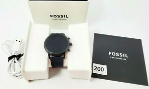 Fossil Gen 5 Carlyle Stainless Steel Touchscreen Smartwatch DW10F1 FTW4025