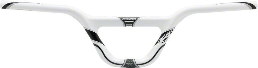 Answer BMX Carbon Expert Handlebar, bianca