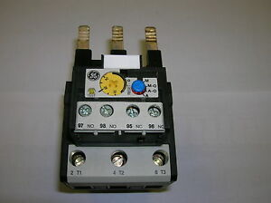 General Electric Overload Relay RT2D eBay