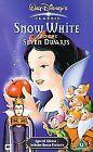 Snow White And The Seven Dwarfs (VHS/SUR, 2001)