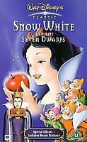 Snow White And The Seven Dwarfs (VHS/SUR, 2001)