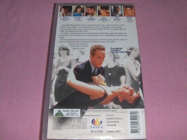 Komedie, VIDEO (VHS): DEN STORE KLASSEFEST