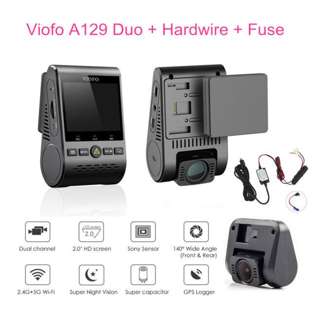 VIOFO A129 Auto-Armaturenbrett-Kamera 3 Draht Acc HK3 Hardwire Kit f/ür Parkmodus