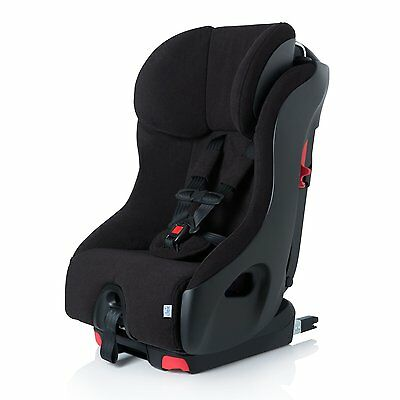 Clek Foonf 2014 Convertible Car Seat - Shadow - New! Free Shipping! Open Box!