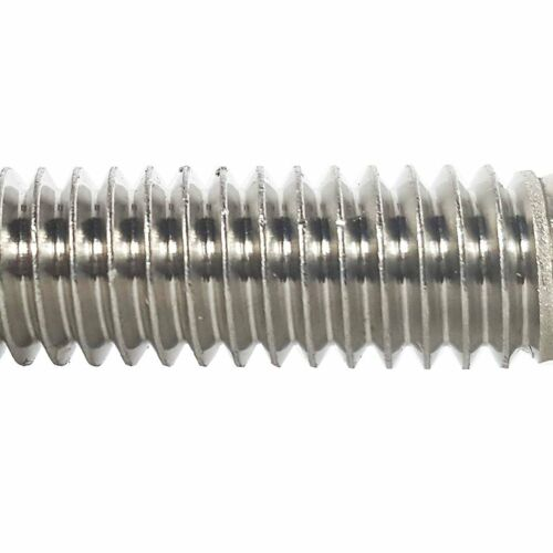 """5//16-18 x 7//8/"""" Stainless Steel Bolts Hex Head Grade 18-8 Qty 100"""