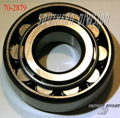 Triumph BSA Crank roller bearing RHP 68-0625 70-2879 E2879 MRJA1 1//8 Rollenlager
