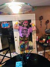 9c2e1d87451 Plus Size Macho Man Randy Savage Costume 4x for sale online