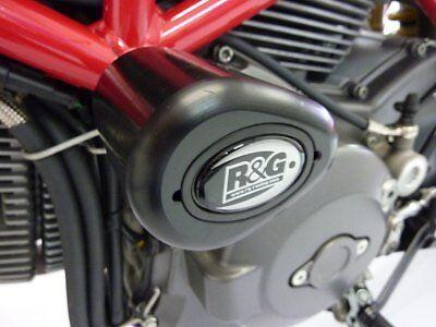 R/&G Racing Aero Crash Protectors to fit Ducati Hypermotard 796