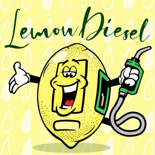 """Lemon Diesel 420 Mix n Match Strains 60-1.5/"""" vinyl strain art stickers"""